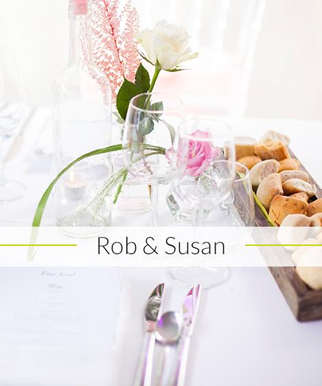 Bruiloft Rob & Susan