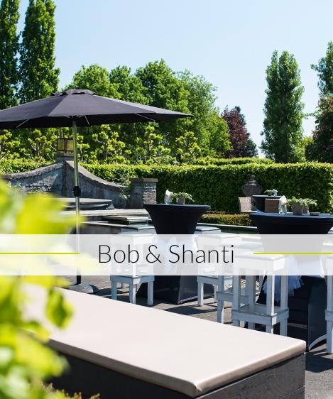 Bruiloft Bob & Shanti